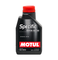 Масло моторное Motul Specific VW 504/00/507/00 5W30